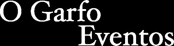 Logo O Garfo Eventos
